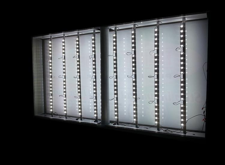 ADJ Touring Case 8 x AV2/Vision Series - Video Panels